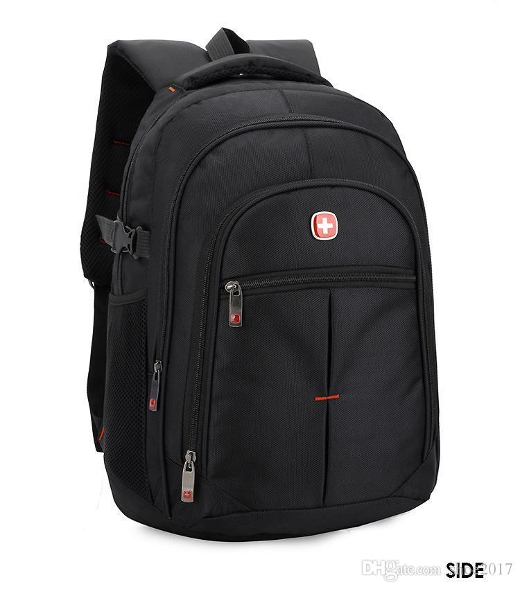 9d6b3229b3f9 New Arrival Waterproof Oxford Swiss Backpack Men 15 Inch Laptop Bag Sac A  Dos Men Backpacks Sport Travel School Outerdoor Business Bags Swiss Army ...