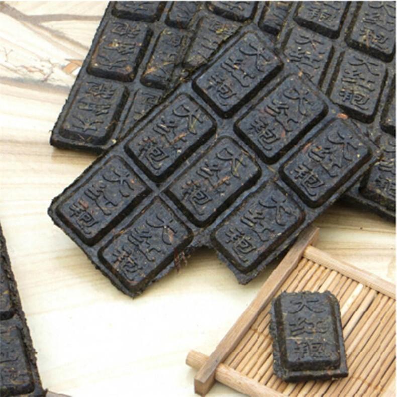 6-Years-Green-Food-Aged-Wuyi-Yan-Cha-Brick-100-Natural-Wuyi-Rock-Oolong-Tea-Lose