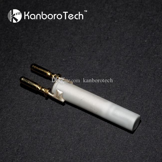 KanboroTech Dab Rig Wax Vaporizador 510 Prego V3 Dab Vape Box 510 Prego 50-120 W Box Mod com Rebuildable Aquecimento Haste PASTA DE MOEDOR