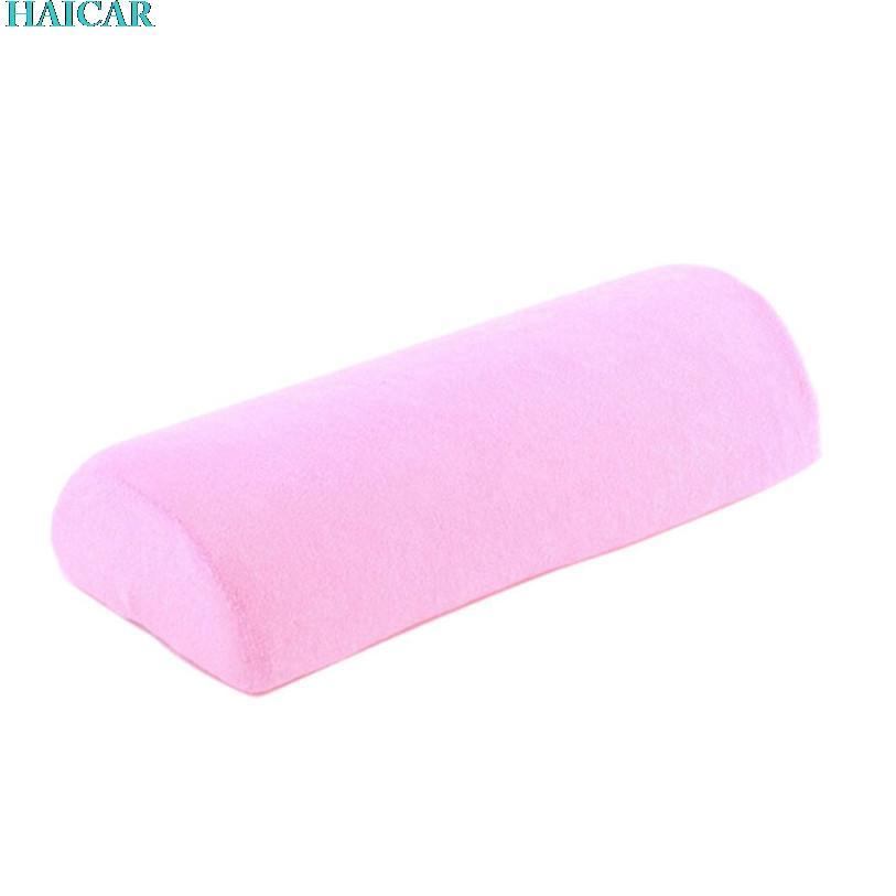 Weiche Nagel-Kunsthandhalter-Kissen-Kissen-Nagel-Arm-Handtuch-Rest-Maniküre-kosmetische Hilfsmittel feb16