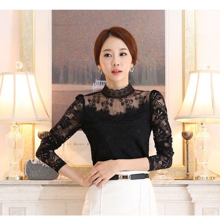lace blouse 521