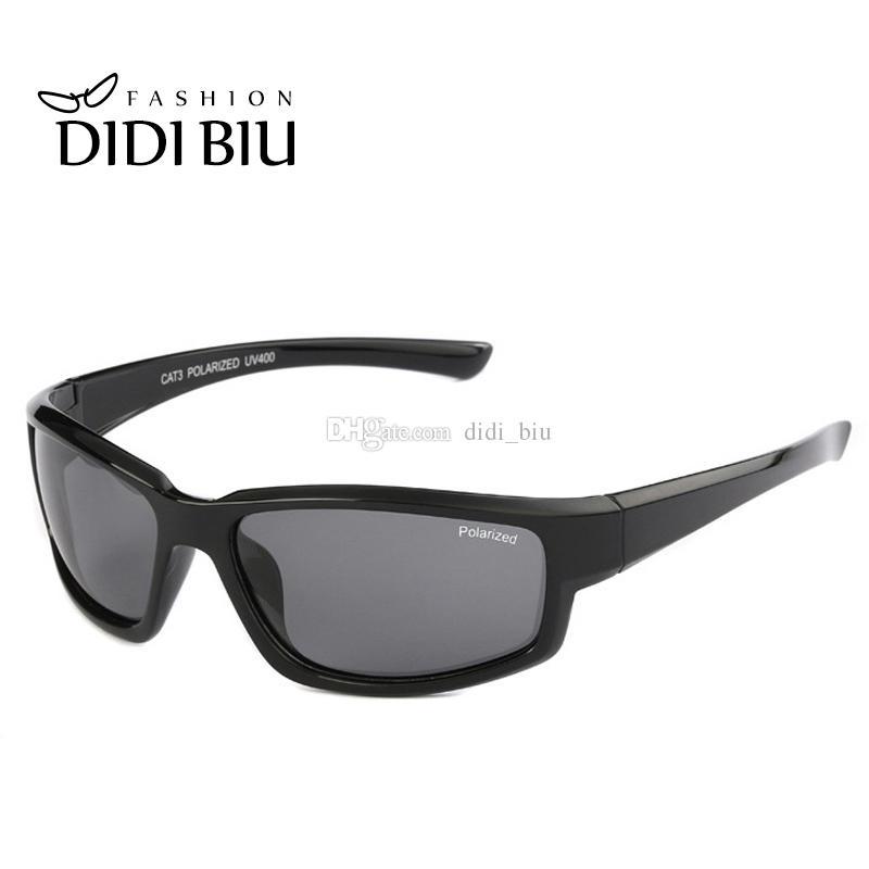 Brand Designer Original Polarized Sunglasses Goggles Glasses oculos Eyewear
