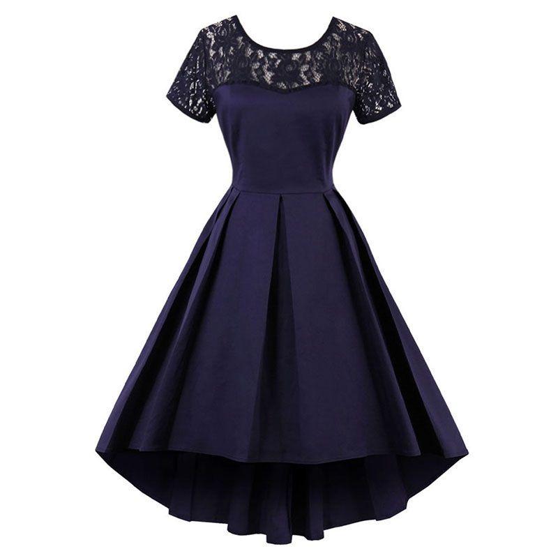 Vestiti Da Cerimonia Anni 60.Acquista Abiti Vintage Anni 50 Anni 60 Abiti Eleganti Abiti Da
