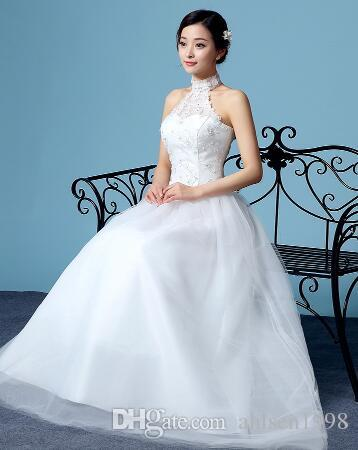 New Explosion Temperament Hot Skirt Wedding Wedding High Grade ...