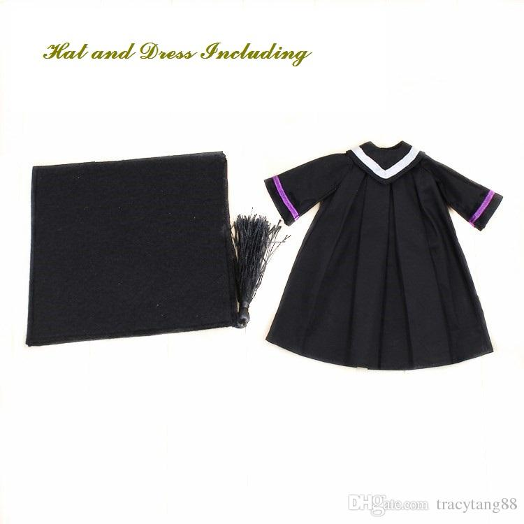mg409 Blythe Doll Clothes # Baccalaureate Gown Set For Blythe And ...