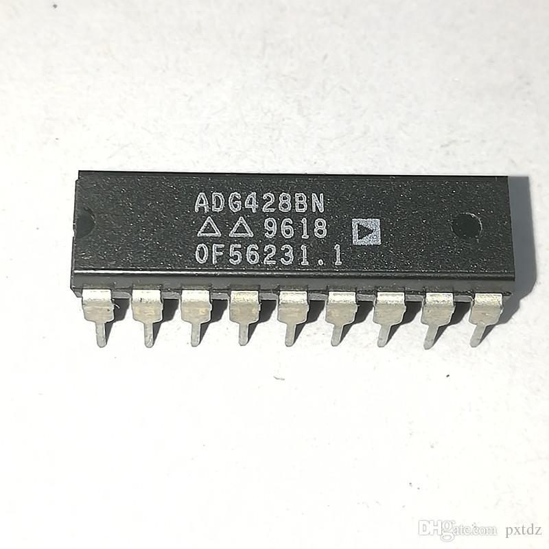 ADG428BN. ADG428BNZ / doppio circuito integrato in plastica 18 pin integrato, ADG428. MULTIPLEXER A 8 CANALI, SGL ENDED, PDIP18