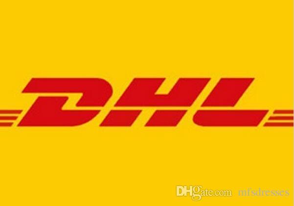 Tarifa de envío de Rush DHL Envío de DHL 2017 Enlace especial solamente Para diseño de pedido de urgencia de tamaño más grande