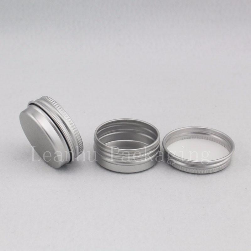 12g Aluminum jar with screw lid (2)