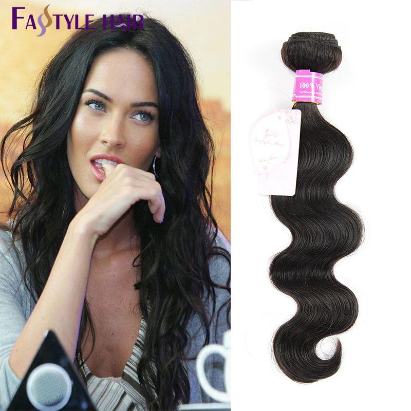 Hot!Wholesale Peruvian Body Wave Extensions 5pcs/lot UNPROCESSED Brazilian Malaysian Indian Virgin Human Hair Bundles Free Shipping Cheap