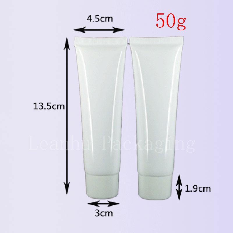 50g white tube