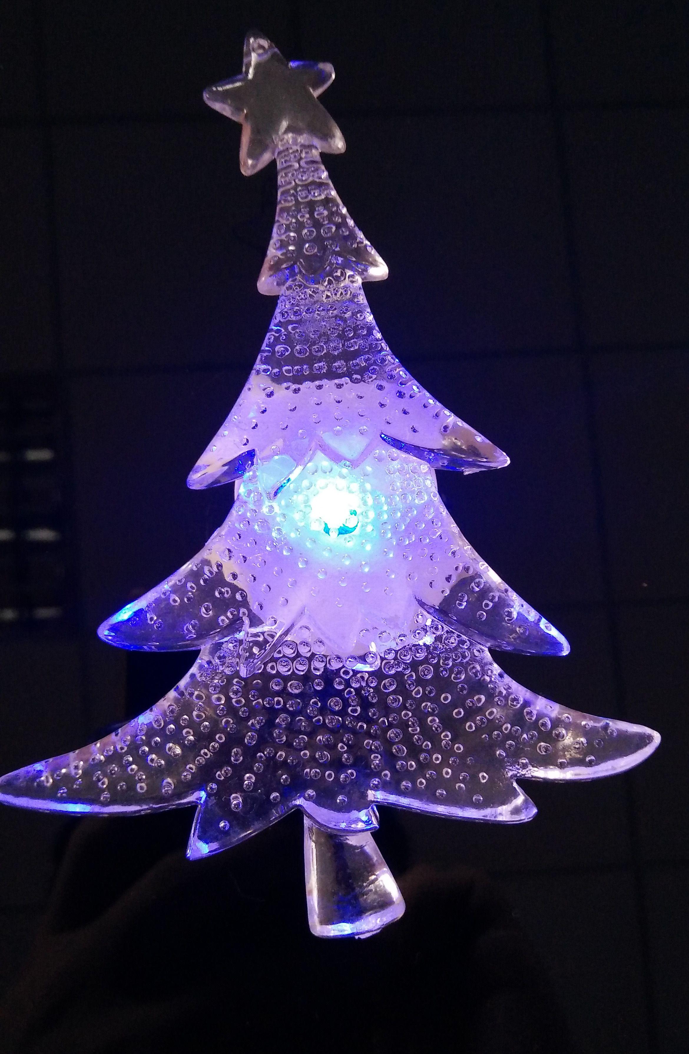 Pink Christmas Lights.New Brand Led Window Suction Christmas Tree Table Decoration Light Christmas Ornaments Acrylic Fascinating Tree Drop Shipping Pink Christmas