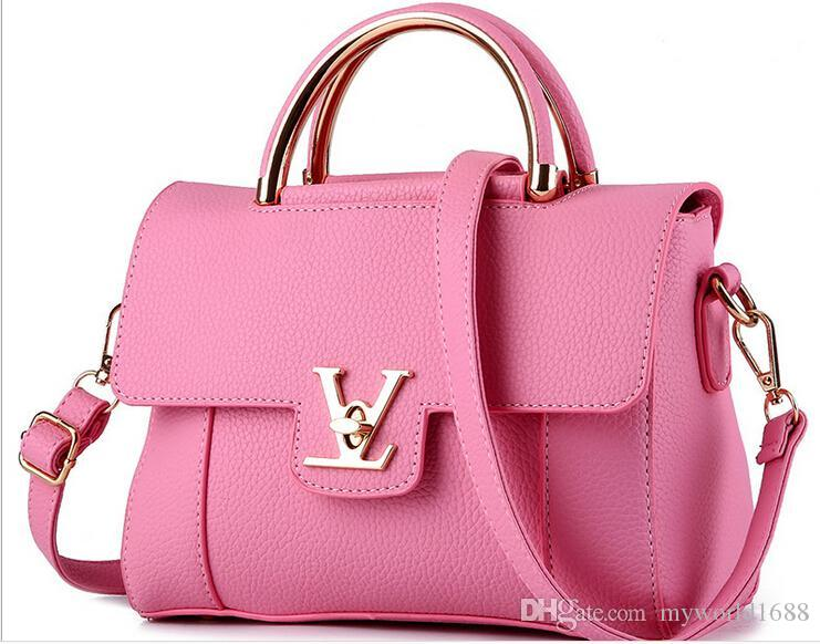 pacchetto femminile nuovo vento di voga piccola borsa di modo Borsa da donna incenso indossato una borsa spalla all'ingrosso una varietà di colori