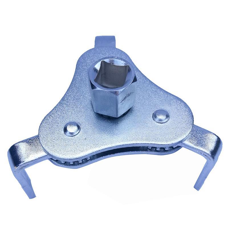 Nuovi strumenti di riparazione auto auto Strumento di chiave filtro olio regolabile bidirezionale con 3 strumenti di rimozione jaw per camion di automobili 62-102mm