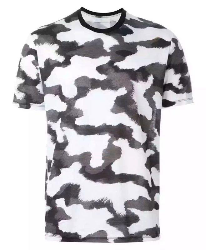 Мужская камуфляжная футболка Camo Мужская армия военная футболка повседневная топ-тройник мужчины футболки мужская одежда Cool