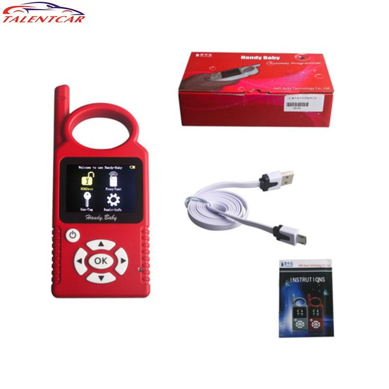 A++ Quality Handy Baby Hand-held Auto Key Copy Key Programmer Cbay Handy Baby for 4D 46 48 Chips Cbay Key Programming Tool