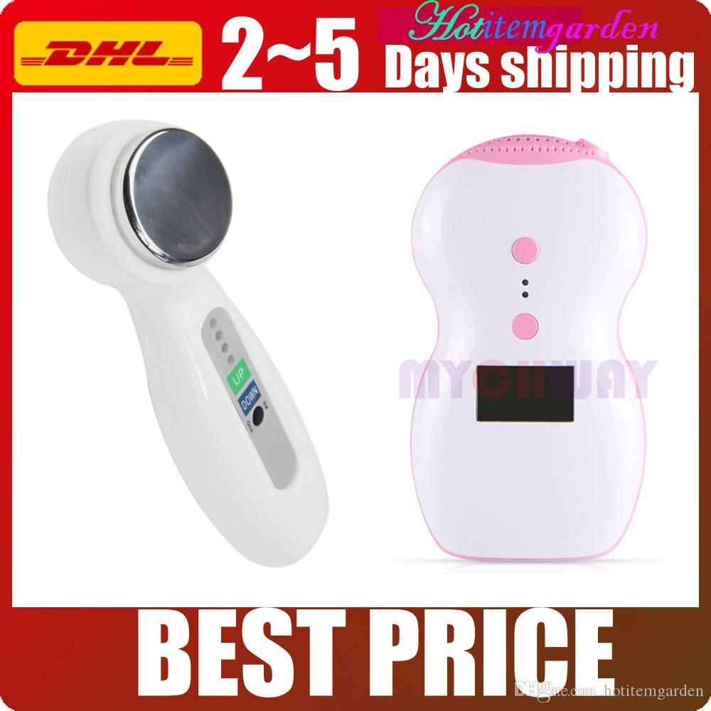 Best Gift Set For Lady Ultrasonic Wrinkle Acne Removal Lift Face Skin Care Massager Home Laser IPL Permanent Body Hair Removal Machine