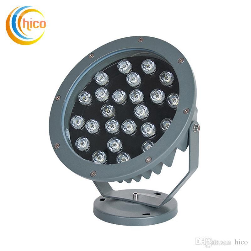 12W LED Fluter hohe Leistung LED Flutlicht Outdoor Scheinwerfer LED Flutlicht Gartenbeleuchtung Flutlicht 12W 18W Weiß / Warmweiß
