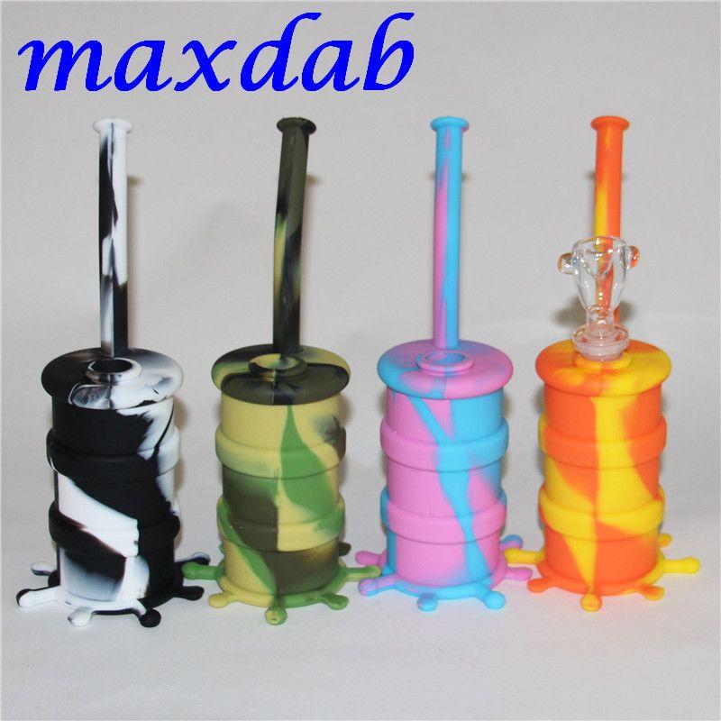 Più nuovi tubi di acqua del silicone del tubo di acqua del tubo dell'acqua di vetro di vendita calda dei tubi di acqua del silicone buona qualità e trasporto libero