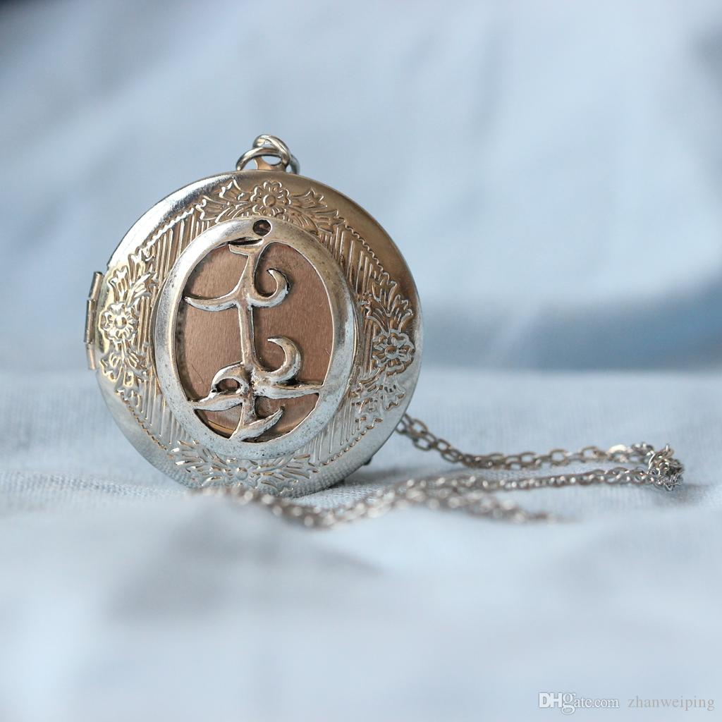 images necklaces sister lockets necklace pinterest message best friendship personalized locket on