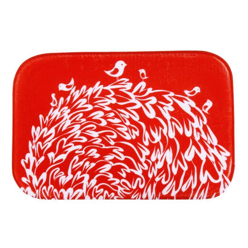 Venda por atacado - 2016 Hot Sale New Design tapetes de banho tapetes de porta tapetes de coral ao ar livre de lã absorvente não escorregadio tapete tapete tapetes tapetes chão porta XT