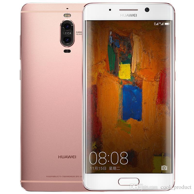"Original Huawei Mate 9 Pro 4G LTE Mobile Phone Kirin 960 Octa Core 4GB RAM 64GB ROM Android 5.5"" 2K Screen 20.0MP Fingerprint ID Cell Phone"