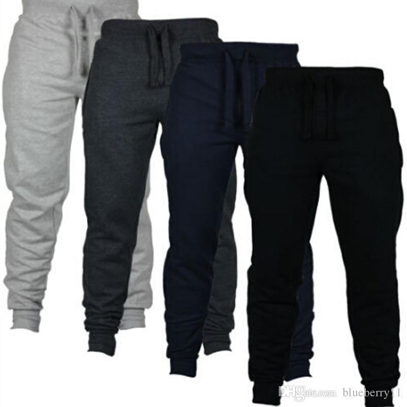 New Fashion Harem Pants Sweat Pants Men Trousers Jogger Pants Chinos Skinny Joggers free shipping