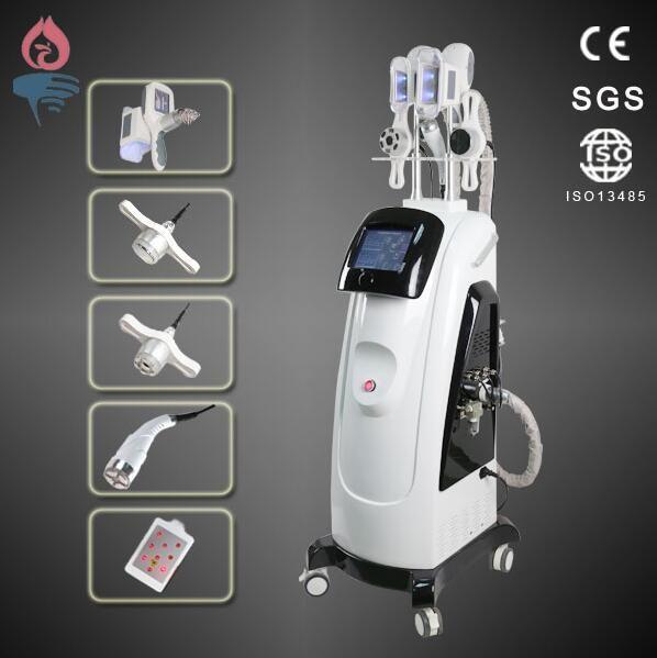 Popüler yağ donma cryolipolysis soğuk vücut şekillendirici yağ donma zayıflama makinesi