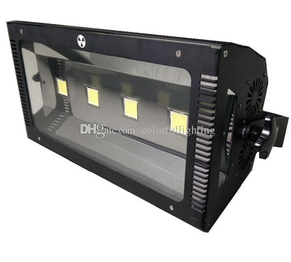 무료 배송 2 년 보증 재고 중국 베스트셀러 4pcsx100W 고품질 400W LED 원자 스트로브 빛