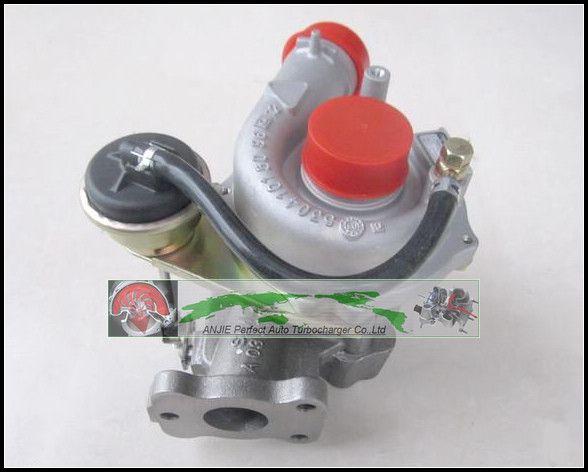 Turbo For Peugeot 206 307 406 Partner Citroen C5 Xantia Picasso 2.0L HDi DW10TD 90HP K03 706977-0003 53039880009 53039700009 VVP1 0375C8 Turbocharger (5)