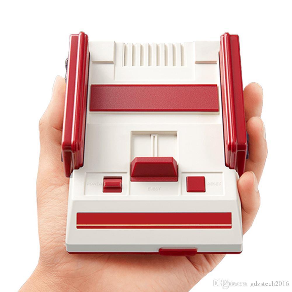 뜨거운 판매 RS-36 CoolBady 비디오 게임 콘솔 FC 레드 화이트 고전적인 가족 게임 기계 TV 게임 콘솔