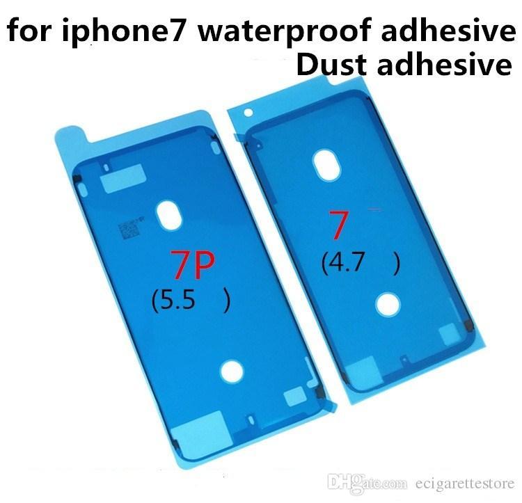 لiphone7 بالإضافة إلى لوحات الشاشات التي تعمل باللمس LCD لاصقة الغبار للماء 6S فون بالإضافة إلى الشحن المجاني