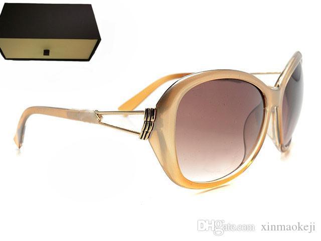 Heißer Verkauf Sonnenbrillen für Frauen Frauen Sunglass So Real Sun Glas-Frau Mode in über Sunglases Jahrgang Luxus Designer-Sonnenbrillen