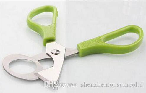 100 sztuk przepiórki nożyczki jajka krakersa otwieracza cygaro nożyce ze stali nierdzewnej narzędzia do gołębiaka przepiórki jajko nożyc ptasi otwieracz