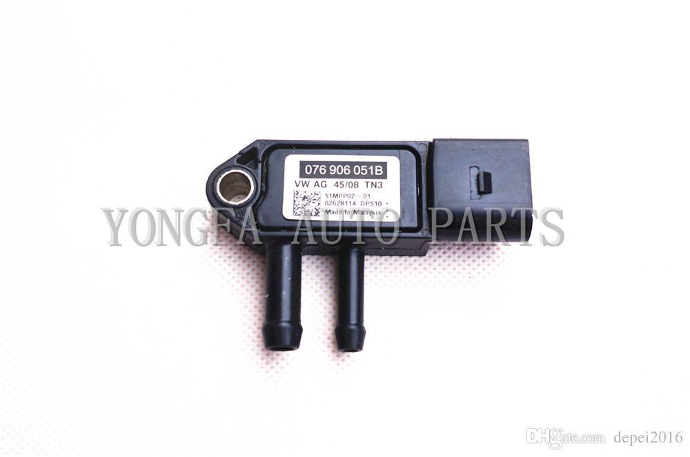 DPF Sensor For VW PASSAT Variant 36 076906051B 2,0 103 KW 140 PS Diesel 12/2011