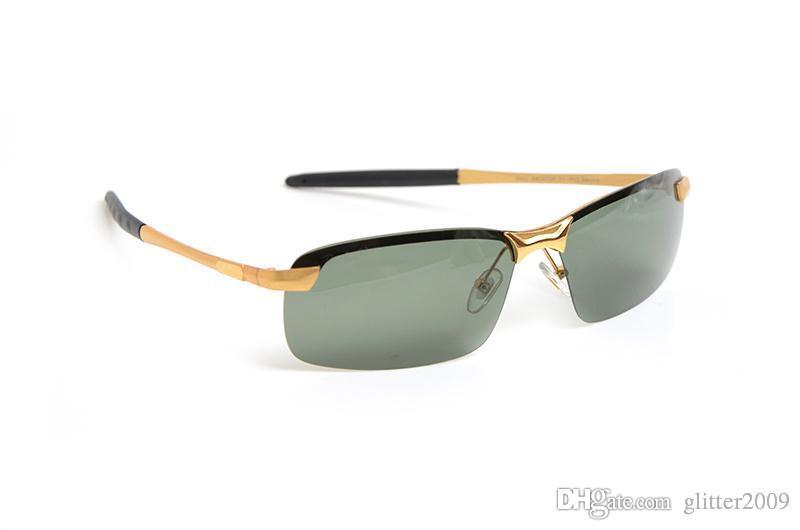حار بيع 3043 النظارات الشمسية المستقطبة رجل نظارات شمسية ماركة مصمم إمرأة نظارات شمس التنين الاستقطاب النظارات مع مربع الأصلي الحالات