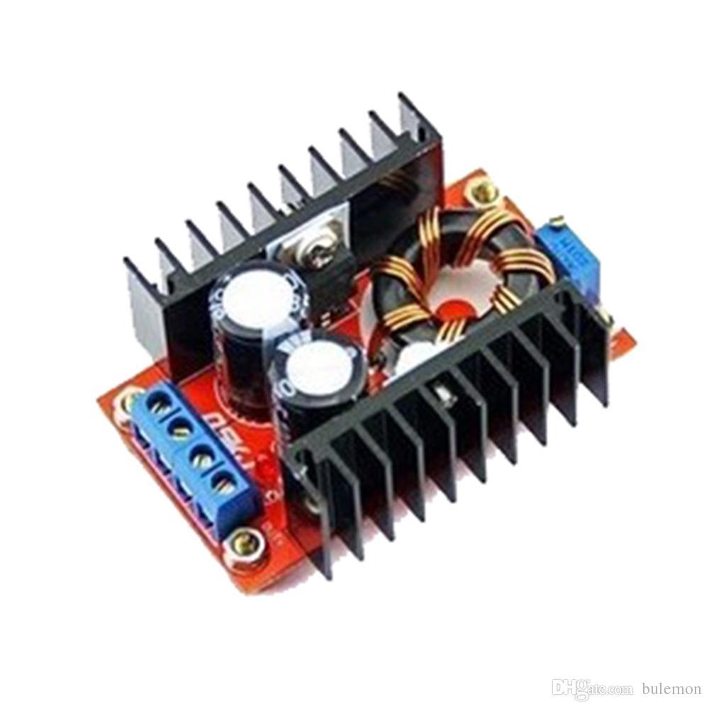 150W DC-DC Step Up Converter Voltaje ajustable Fuente de alimentaci/ón M/ódulo de refuerzo 12-32V a 12-35V