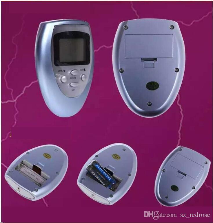 Десятки блок/десятки массажер для похудения/электрический нерва мышцы стимулятор/цифровой физиотерапия машина/физиотерапия массажер DHL бесплатно