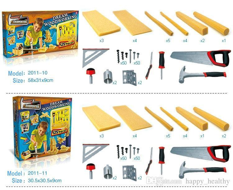 los juguetes manuales del carpintero de los nios juguetes diy para los nios