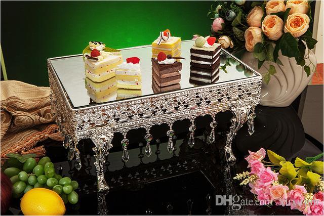 forniture per la decorazione di hotel di nozze Comport Snack stand Piatto di cibo piatto di frutta torta stand