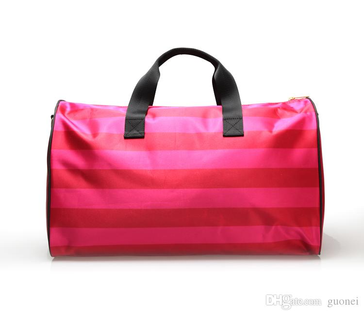 Hot Sale Brand Love Pink New Fashion Duffel Bags Gym Bags Travel ...