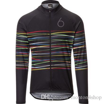 2021 트윈 6 겨울 양털 열 사이클링 저지 / 겨울 사이클링 의류 / Ciclismo Maillot MTB P52