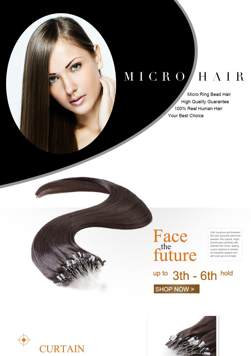 Cheap neitsi 16 20 24 1gs 100g micro loop ring links beads human want to make your hair look long and thick hair extensions micro bead can help you with that here we are providing you the exact micro bead hair pmusecretfo Choice Image