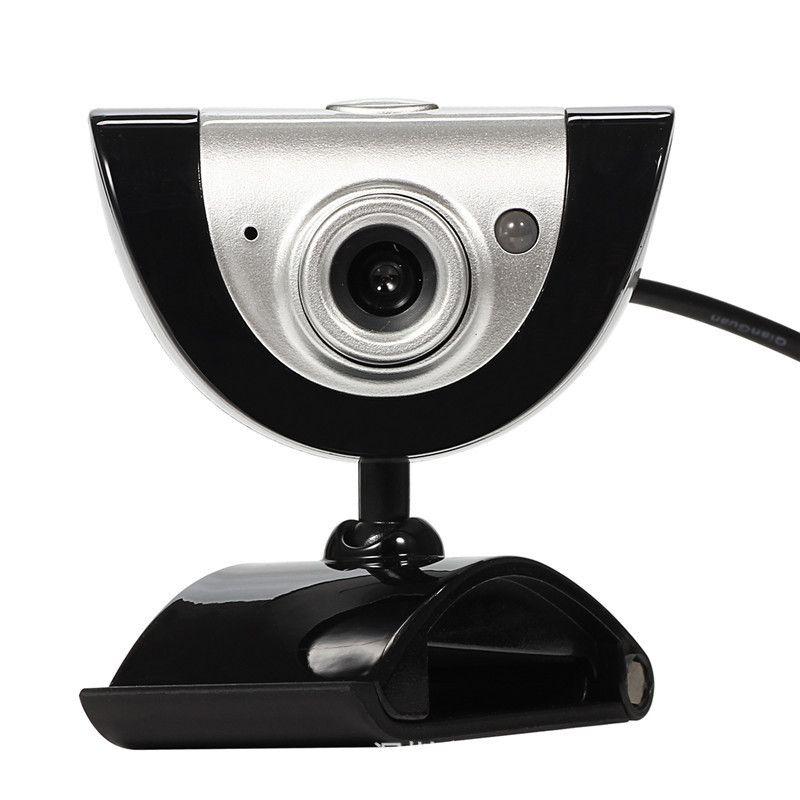 A880 16 M Pixels Webcamera Clip-on 360 Degrés Rotation HD USB Webcam Caméra avec Microphone MIC Pour Moniteurs LCD Ordinateur Portable