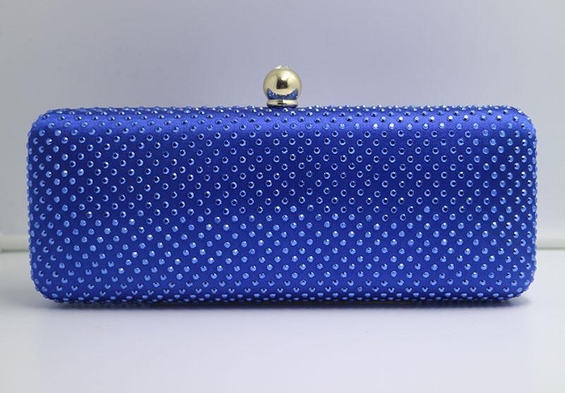 31499b473 Fábrica Barato Nuevo Caja de forma larga Clutch Rhinestone Evening Clutch  Bags y Crystal Evening Bags