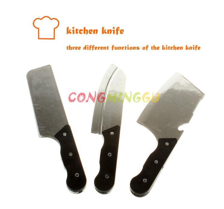 Großhandel CONG MING GU 13 Teile / satz Kinder Haus Küche Spielzeug ...