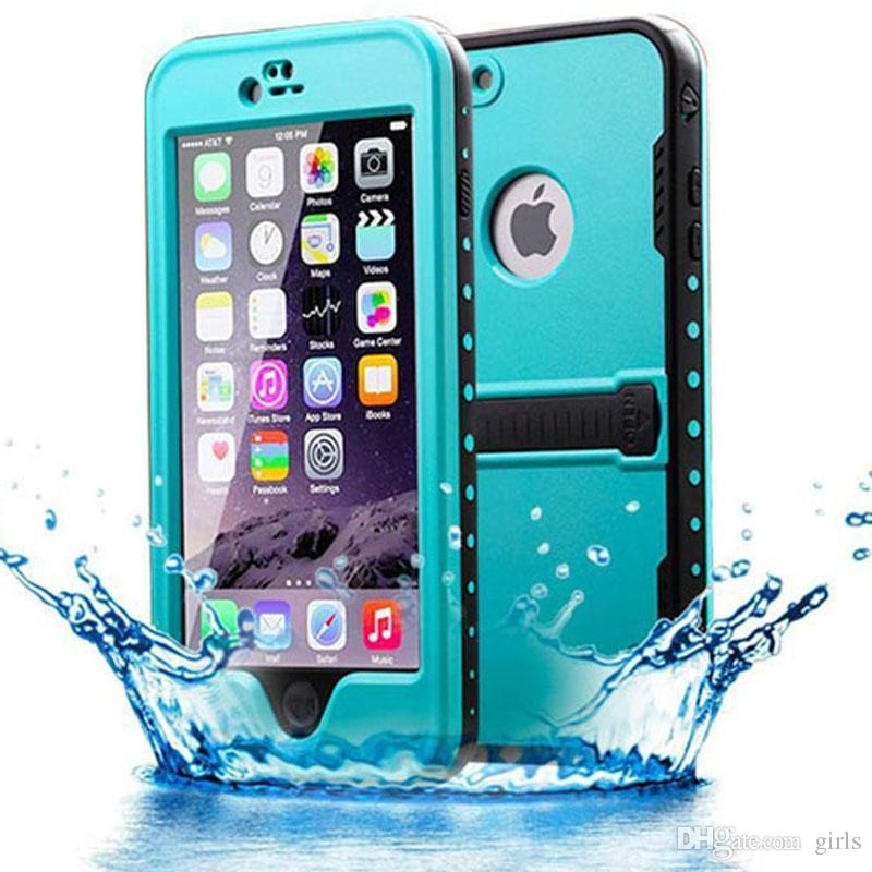 Sublimation Phone Waterproof Case for iPhone 6s Waterproof Cover