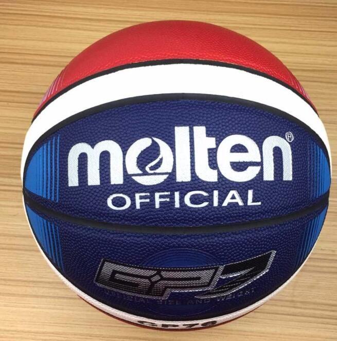 Team Sports Molten GP76 size7 PU basketball inoutdoor basketball BALL  training high quality Basketball