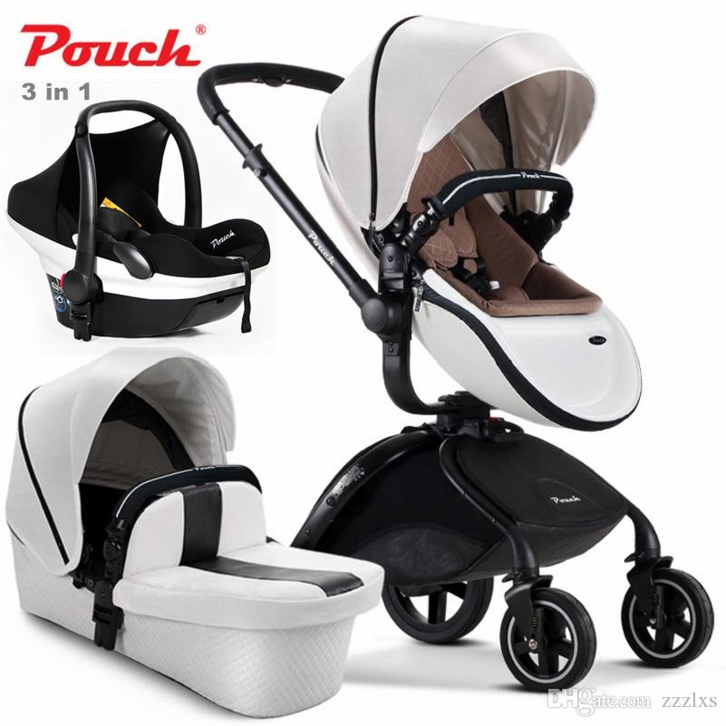 2019 Luxury Baby Prams Available 2 In 1 3 In 1 Cart Baby Stroller Independent Bassinet Safety Car Seat From Zzzlxs 385 43 Dhgate Com