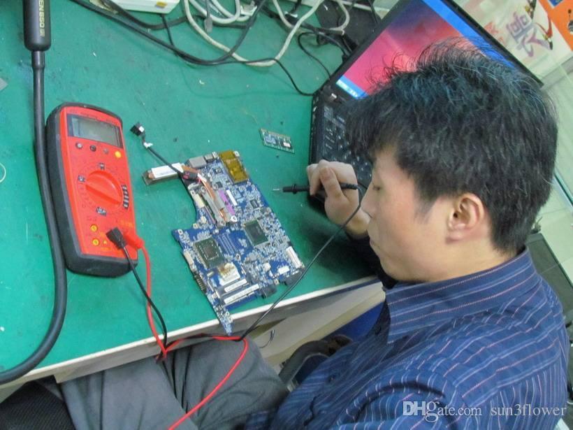 """Servizio di riparazione professionale per Macbook Pro 15 '' A1286 Quad Core i7 2.0 Ghz 15 """"MC721LL / A 661-6080 Fine 2011 Scheda logica Riparazione Serive"""