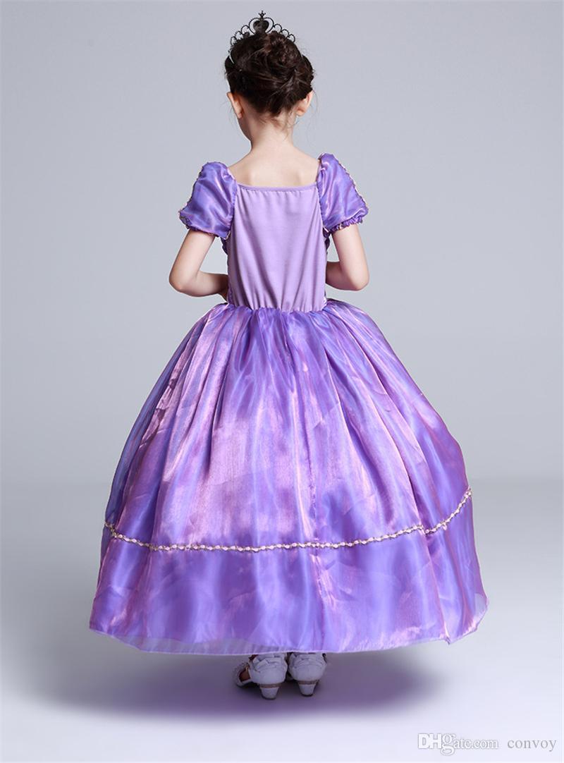 Платье с конвой